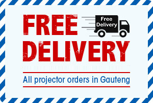 Free Delivery in Gauteng